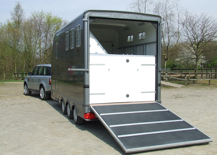The Carriage Treka Personalised Horse Trailer